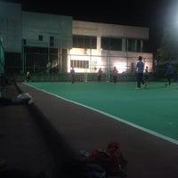 Photo taken at Kompleks Futsal 1Malaysia by Nazmi M. on 5/11/2017