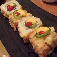 Photo taken at Kura Sushi by ROYbot on 5/7/2013