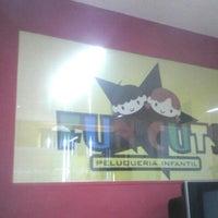 Photo taken at Fun Cuts Peluquería Infantil by Carlos R. on 7/27/2013