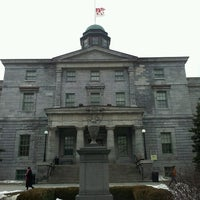 Photo taken at McGill University by Frank A. on 3/31/2013