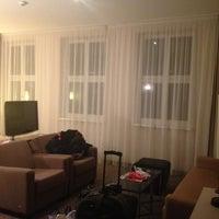 Photo taken at Leonardo Royal Hotel by Adrian K. on 3/22/2013