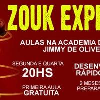 Photo taken at Academia de Dança Jimmy de Oliveira by Freedy C. on 12/16/2013