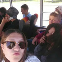Photo taken at маршрутка.32 by Екатерина В. on 5/26/2016