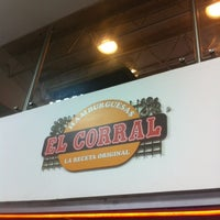 Photo taken at Hamburguesas El Corral by Fernando R. on 8/17/2012
