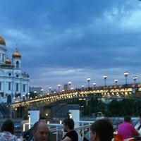 Photo taken at Bar Strelka by Sergey L. on 6/2/2013
