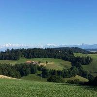 Photo taken at Ulmizberg by Achtr A. on 8/1/2013