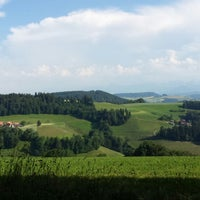 Photo taken at Ulmizberg by Achtr A. on 7/21/2013