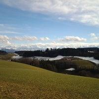 Photo taken at Ulmizberg by Achtr A. on 2/22/2014
