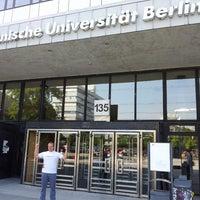 Foto tomada en Technische Universität Berlin por Nikolay N. el 7/25/2013