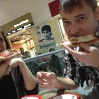 Photo taken at Sbarro by Максим Ж. on 11/18/2012