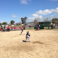 Photo taken at Alum Rock Little League Fields by Marshall S. on 4/5/2014