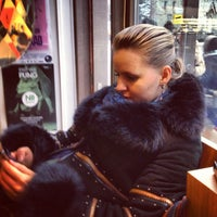 Photo taken at Gourmet Club Deli & Cafe by Татьяна Л. on 1/13/2013