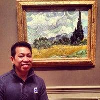 3/4/2014 tarihinde Kenz J.ziyaretçi tarafından Vincent Van Gogh'de çekilen fotoğraf