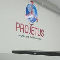 Foto tirada no(a) Projetus TI por Alexssandro R. em 4/29/2013