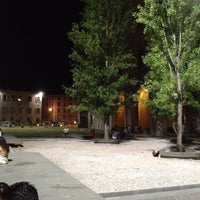 Photo taken at Piazzale della Pace by Maksym R. on 7/5/2013