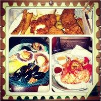 Photo taken at Joe's Crab Shack by Minda C. on 3/23/2013