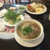 Photo taken at Phở 24 by Anastasia K. on 11/18/2015