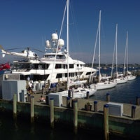Photo taken at Nantucket Boat Basin by John T. on 6/17/2013
