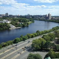 Photo taken at DoubleTree Suites by Hilton Hotel Boston - Cambridge by Scott N. on 8/15/2013