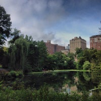Photo taken at Central Park - The Pool by Eduard M. on 9/21/2013