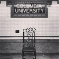 Photo taken at MTA Subway - 116th St/Columbia University (1) by Eduard M. on 1/6/2013