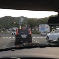 Photo taken at 砥堀北交差点 by 姫路のブル @. on 5/26/2013