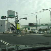 Photo taken at 砥堀北交差点 by 姫路のブル @. on 3/17/2013