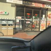 Photo taken at 7-Eleven by 姫路のブル @. on 11/16/2017