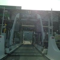 11/9/2013に姫路のブル @.が新居浜ICで撮った写真