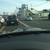 Photo taken at 砥堀北交差点 by 姫路のブル @. on 3/31/2013