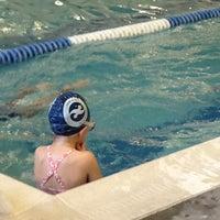Photo taken at Tom Dolan Swim School by Melissa F. on 12/1/2012