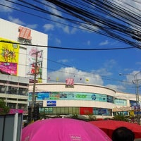 Photo taken at The Mall Nakhon Ratchasima by ToRoSang on 12/30/2012