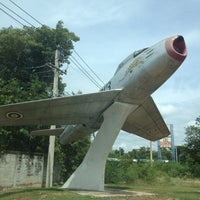 Photo prise au Wing 1 Royal Thai Air Force par ToRoSang le7/23/2013