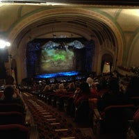 Photo taken at Rochester Auditorium Theatre by Phil M. on 4/6/2013
