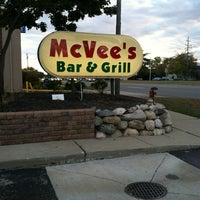 Photo taken at McVee's by ECG (. on 9/30/2012