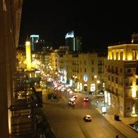Photo taken at Le Gray by fırat on 3/9/2013