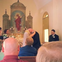 Photo taken at Country Bluff Wedding Chapel by VazDrae L. on 9/28/2012
