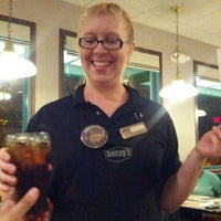 Photo taken at Denny's by Tirzah A. on 1/1/2013
