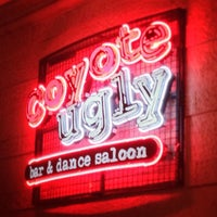 Photo taken at Coyote Ugly Saloon - Las Vegas by Dmitry M. on 5/10/2013
