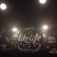 Photo taken at LikeLife Diner by Joseph J. on 10/7/2014