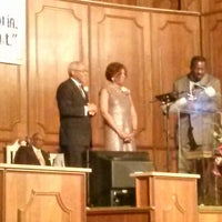 Photo taken at Greenforest Community Baptist Church by Dorothea H. on 1/20/2013