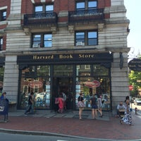 Photo taken at Harvard Book Store by Stephen Michael F. on 9/7/2015