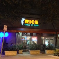 Photo taken at Rice House of Kabob by Stephen Michael F. on 10/16/2012
