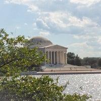 Photo prise au Thomas Jefferson Memorial par Stephen Michael F. le9/13/2013