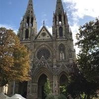 Photo taken at Basilique Sainte-Clotilde by Stephen Michael F. on 9/11/2017