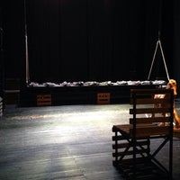 Photo taken at Театр Сатиры. Малая Сцена by Катя 🍀 Ш. on 5/2/2014