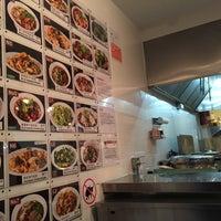 12/3/2014 tarihinde सिद्धार्थziyaretçi tarafından Xi'an Famous Foods'de çekilen fotoğraf