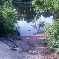 Photo taken at Hidden Alligator Pond by Stephen F. on 7/5/2013