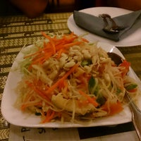 Foto tomada en New Chiang Mai Thai Cuisine por Kitti S. el 3/26/2013