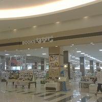 Photo taken at BOOKSなかだ かほく店 by ぼる on 8/6/2013